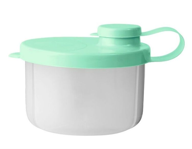 Image of Mælkepulver beholder fra Bambino - Mint (522906-4_mint)