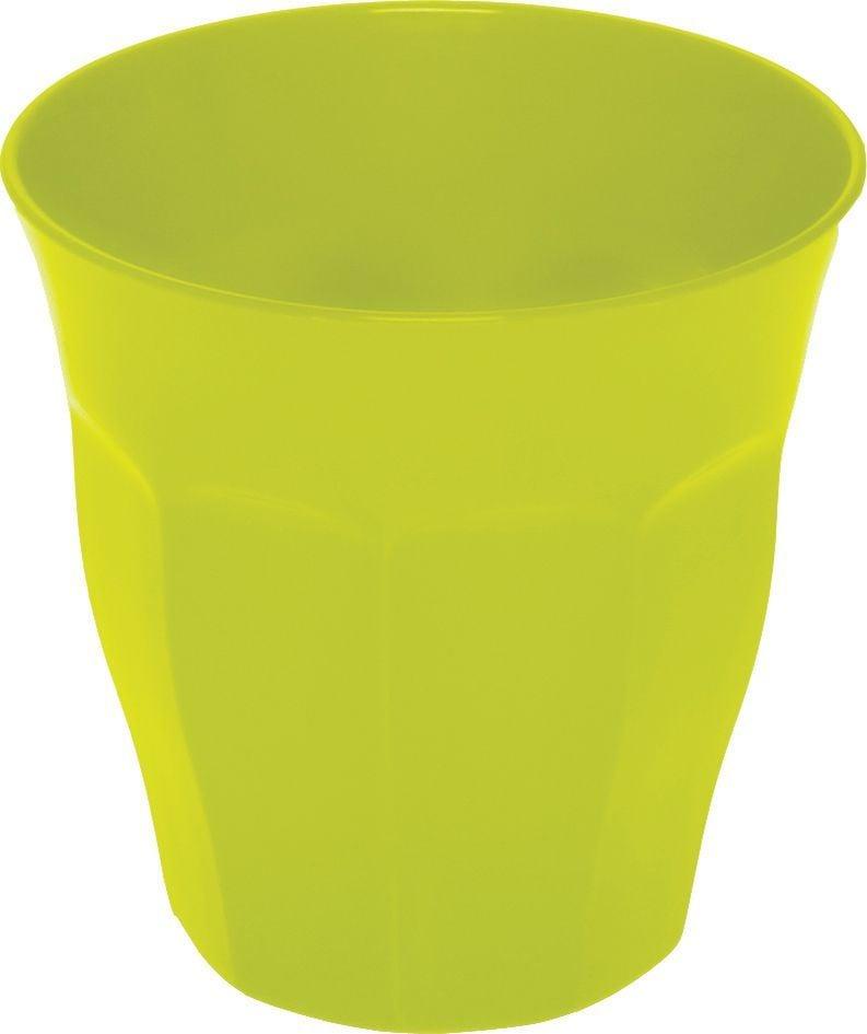 Billede af Café krus i plast - 0.25 liter - Lime