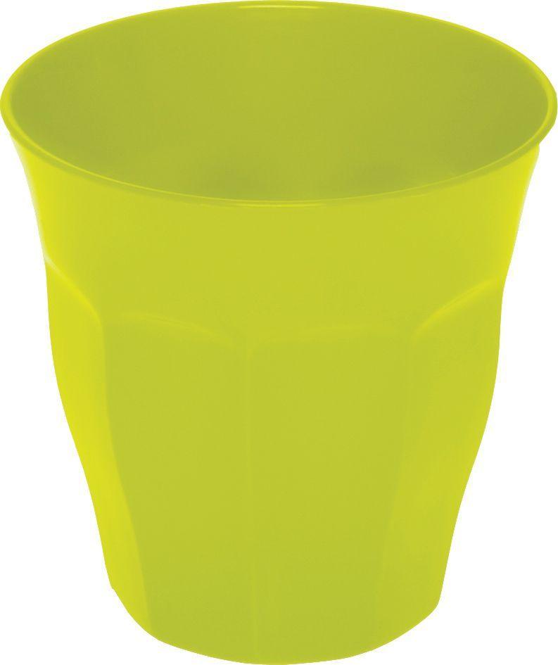 Image of   Café krus i plast - 0.25 liter - Lime