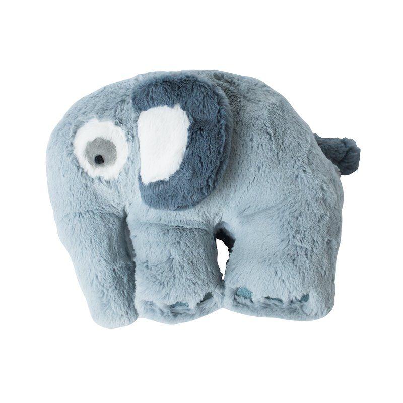 Image of Plysdyr fra Sebra - elefant cloud blue (3001106)
