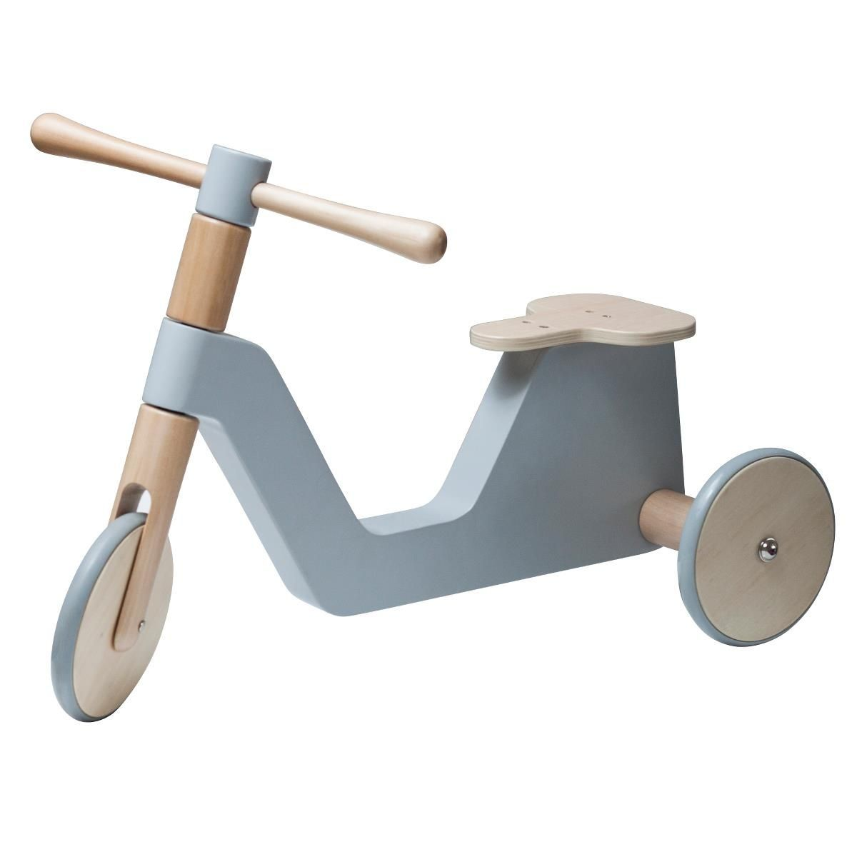Scooter fra Sebra - grå