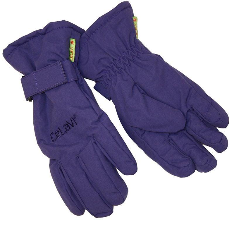 Image of Vinter handsker fra CeLaVi - Mørk Lilla (330061-6831)