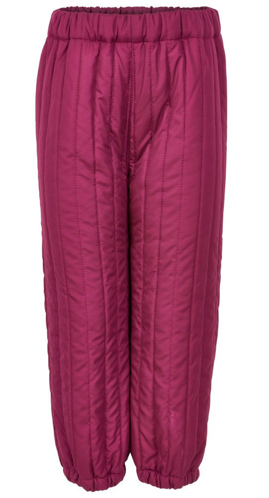 Image of Thermal quilt pants fra CeLaVi - Dry Red (330112-4851)