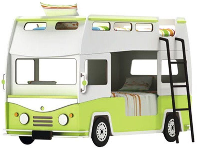 Køjeseng Bussen Bussy fra Demeyere (200x90)