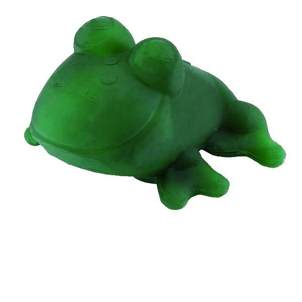 Image of Badedyr fra Hevea - Naturgummi - Fred the Frog (grøn) (0818FG)