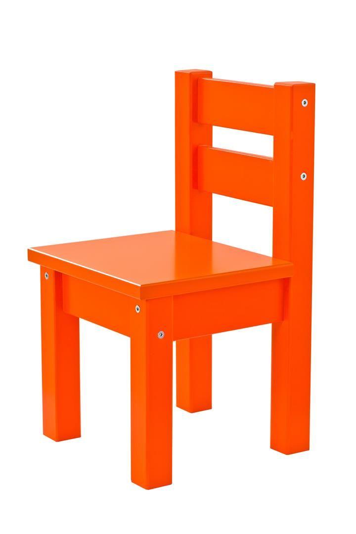 Image of Børnestol fra Hoppekids i Orange (36-1026-78-000)