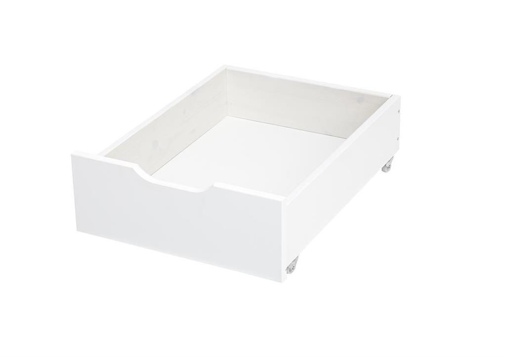Sengeskuffe fra Hoppekids - Hvid (45x58)