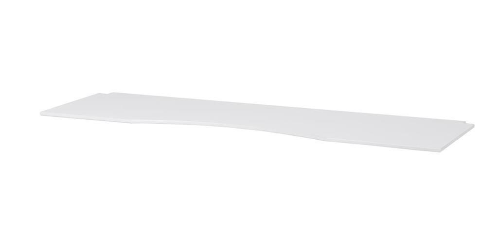 Image of   Bordplade til højseng fra Hoppekids (207x60)
