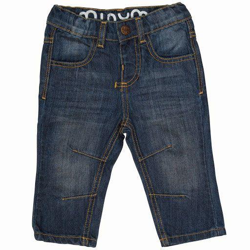Image of   Jeans fra Minymo - Magnus Denim