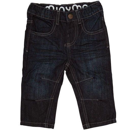 Image of   Jeans fra Minymo - Magnus Dark blue denim