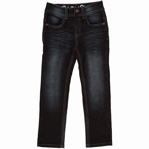 Image of   Jeans fra Minymo - Malvin Dark blue denim
