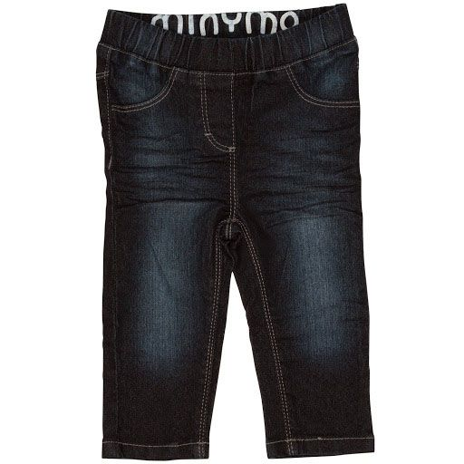 Image of   Jeans fra Minymo - Malou dark blue denim