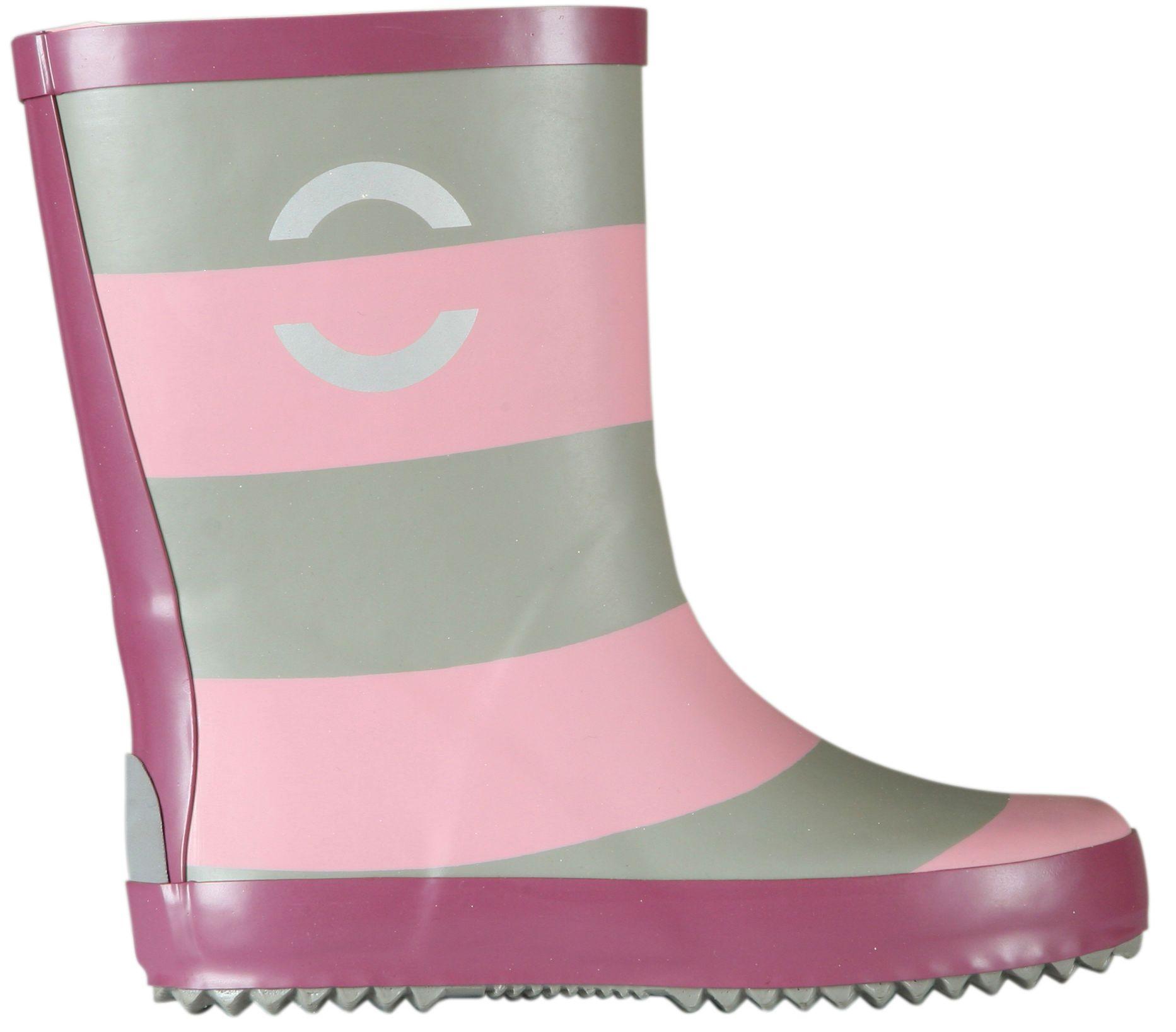 Image of   Gummistøvler fra Mikk-Line - Rosie Stripes