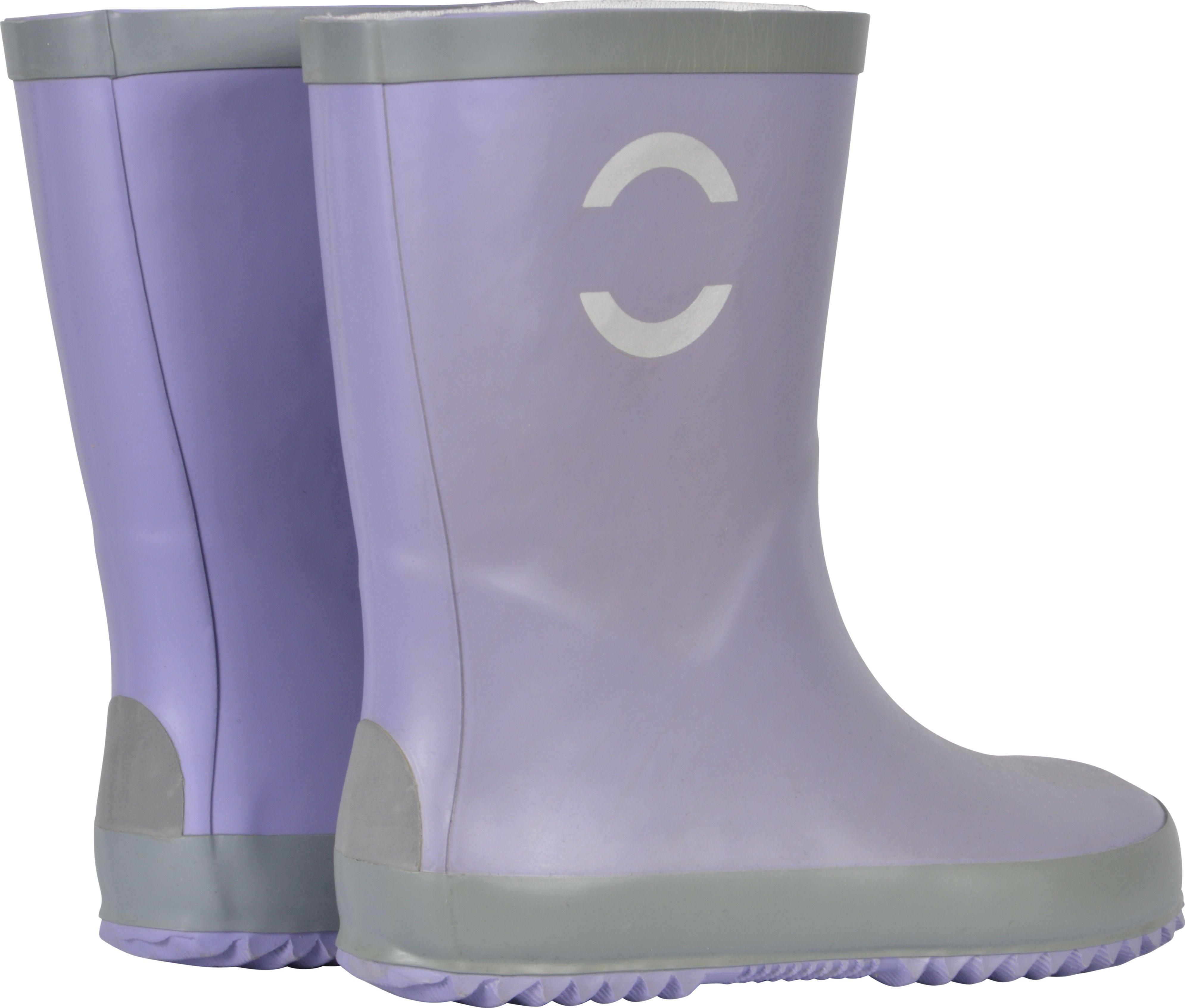 Image of   Gummistøvler fra Mikk-Line - Lavendel