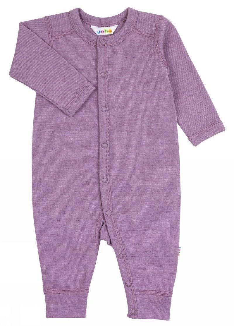 Billede af Heldragt fra Joha i uld i Lavendel