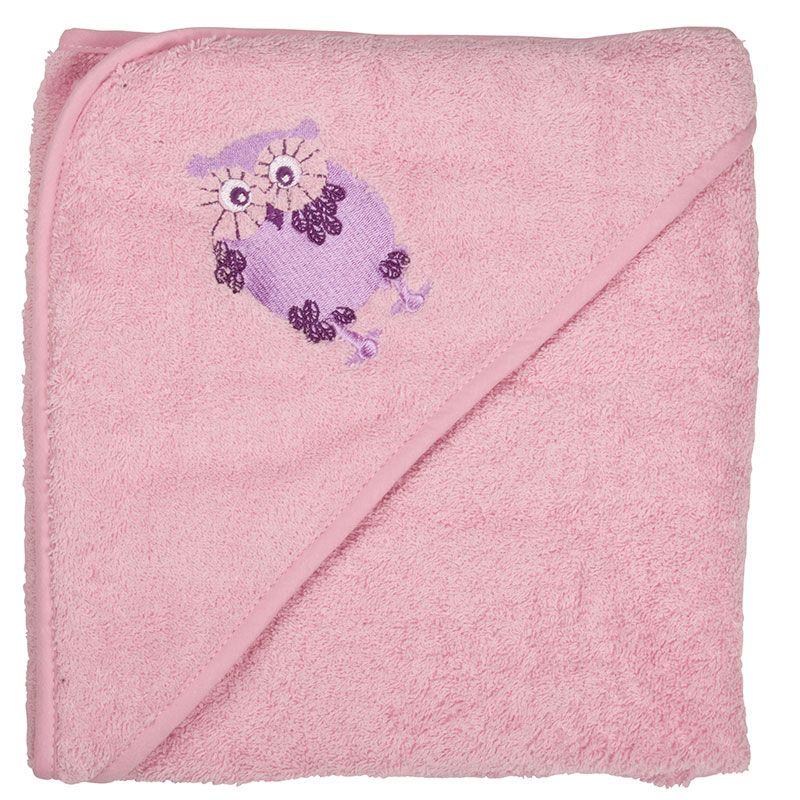 Billede af Badeslag fra Pippi - Soft Rose med ugle