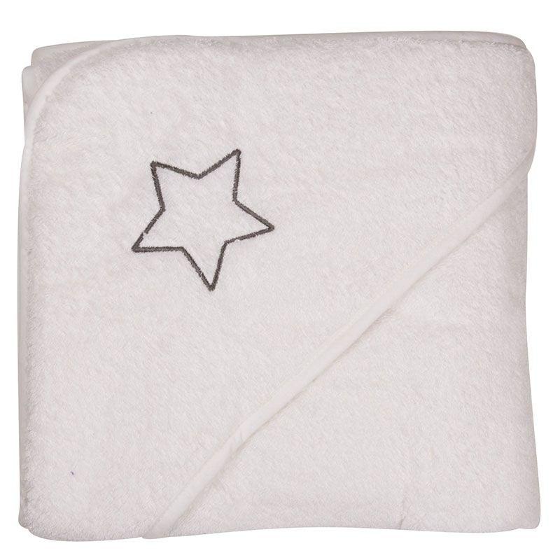 Image of   XL badeslag fra Pippi - White Star
