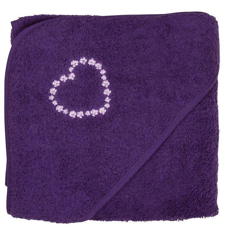Image of XL badeslag fra Pippi - Purple Heart (3824-604)
