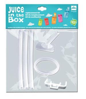 Image of Reservedele til drikkeflaske fra Drink in the Box (107266-1)