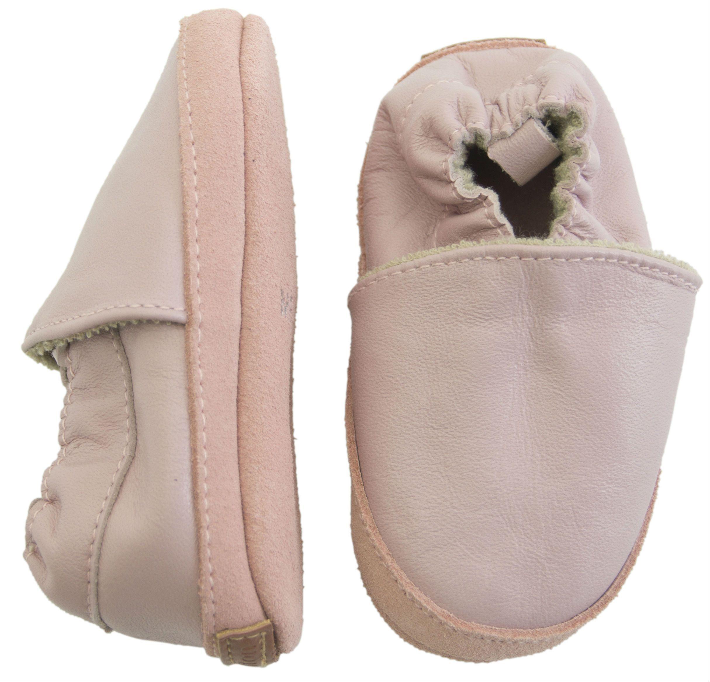 Hjemmesko fra Melton - Mini Loafers - Rosa