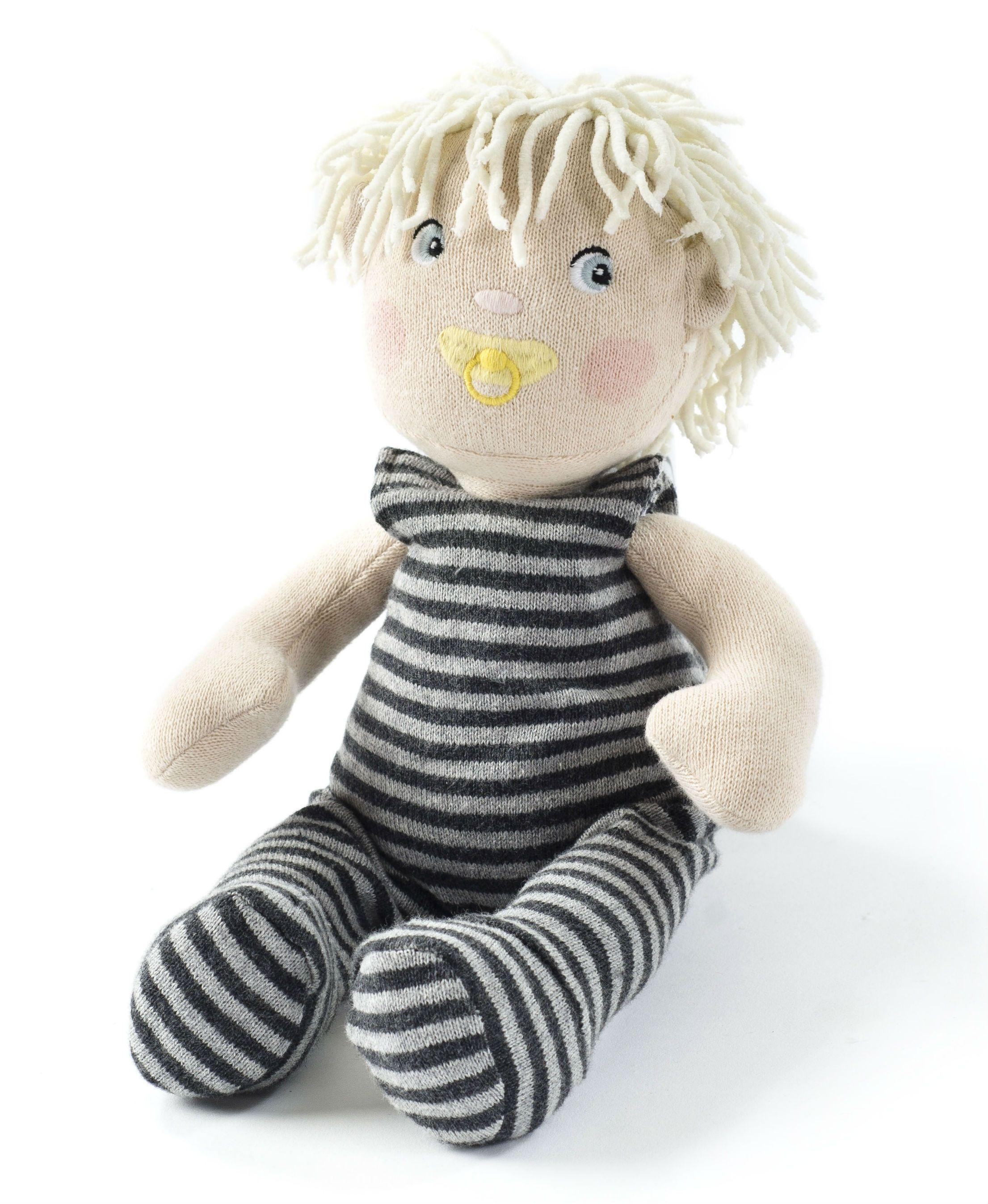 Image of Dukke fra Smallstuff - Charlie 30 cm (40010-04)