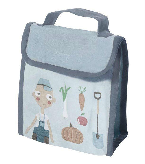 Stofpose fra Sebra - Farm dreng