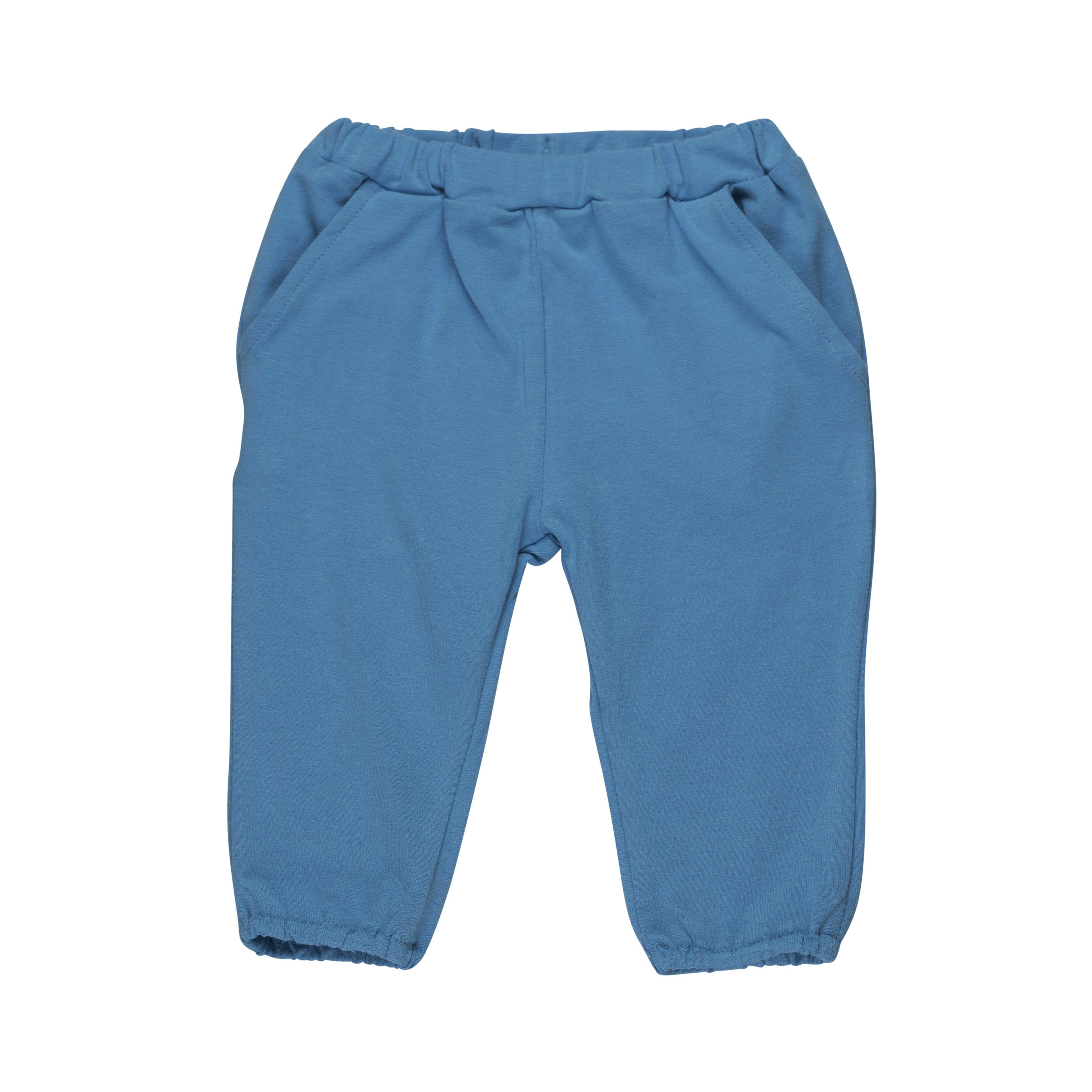 Billede af Baby bukser fra Pippi - Økologisk Bomuld - Sky Blue