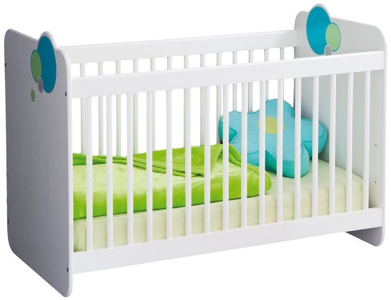 Demeyere – Babyseng fra demeyere - bulles (120x60) fra babygear.dk
