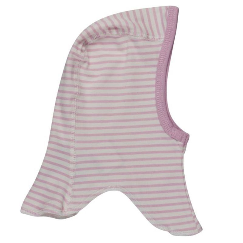 Image of   Elefanthue fra Pippi - Organic - Rose Stripes