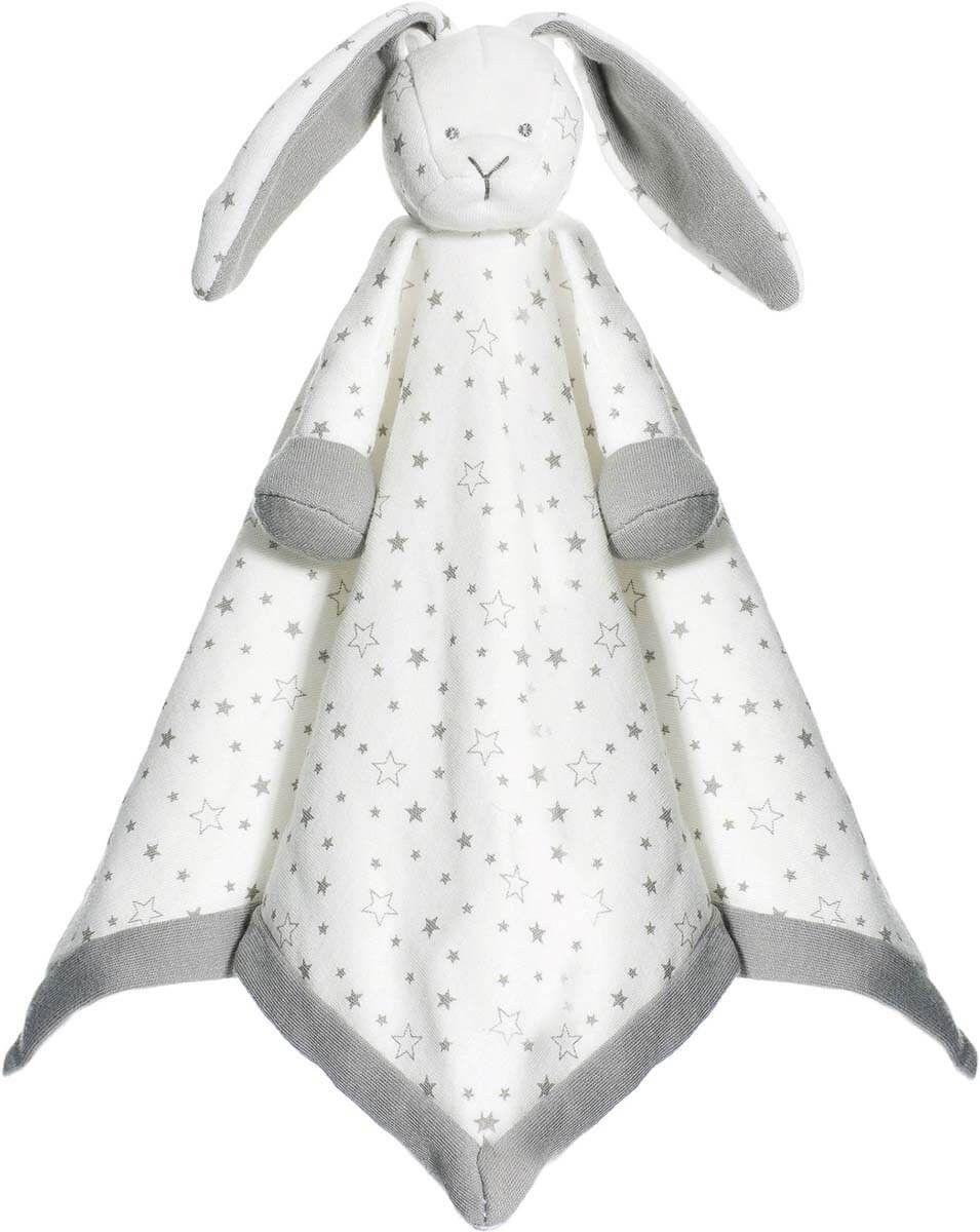 Sutteklud fra Teddykompaniet - Diinglisar Organic - Stars