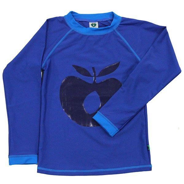 Image of UV trøje fra Småfolk - Blå (41-9951-027)