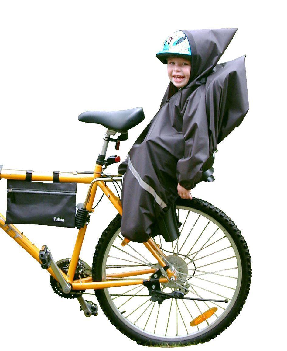 Image of Regnslag til cykelstol fra Tullsa (7332213430026)
