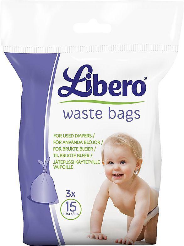 Image of Bleposer fra Libero (3 x 15 stk) (444446)