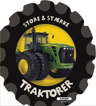 Image of   Bog - Store og Stærke Traktorer