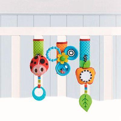 Image of   Crib Stroller Sleeves fra Tiny Love - Til seng og klapvogn