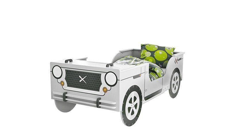 Demeyere Juniorseng safaribil fra demeyere (200x90) på babygear.dk