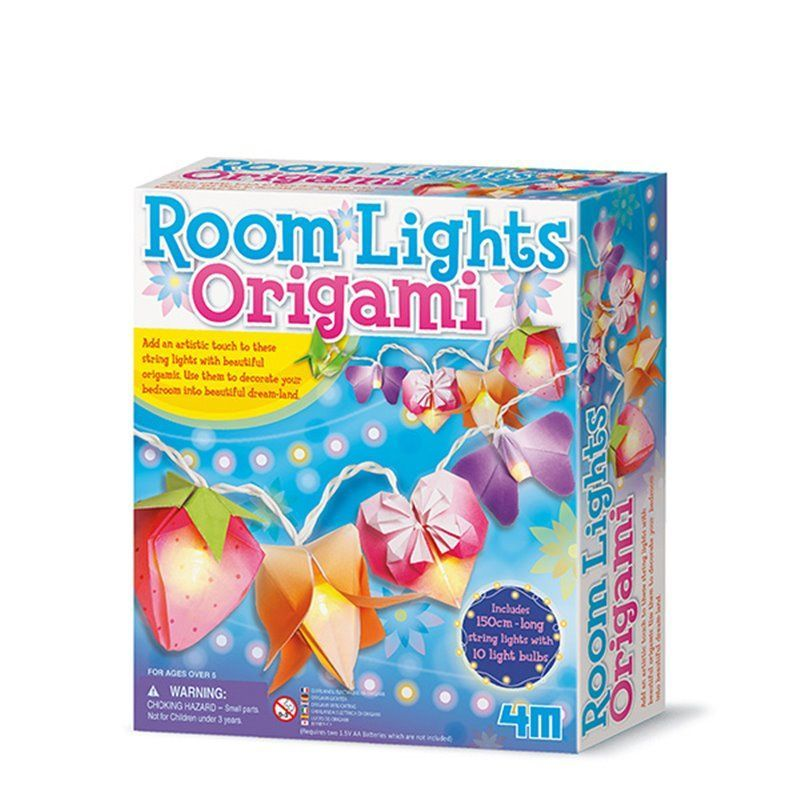 Image of   Room Lights Origami - Knitting & Sewing fra 4M