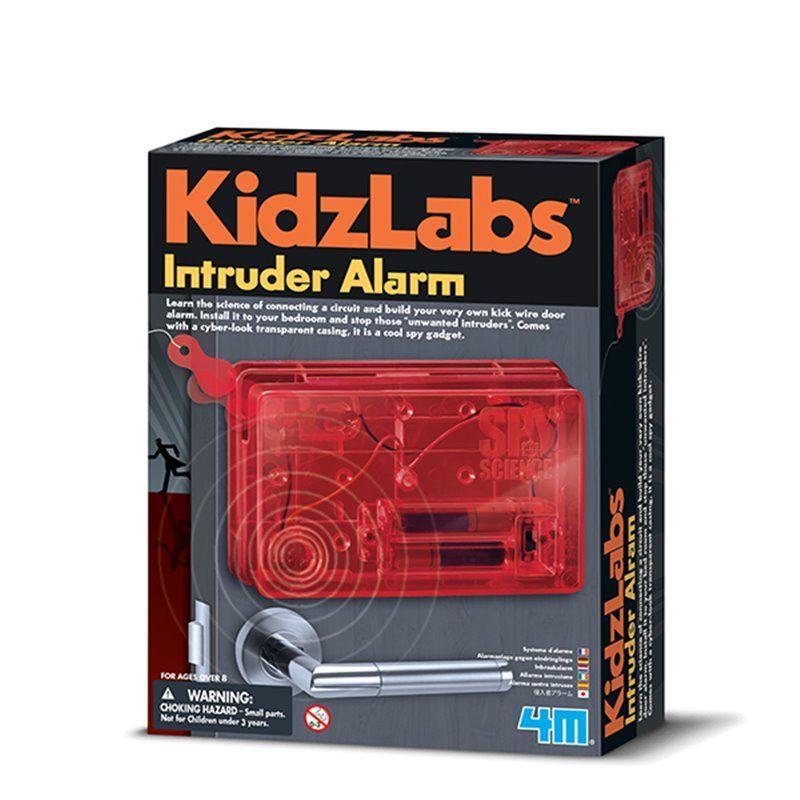 Image of Intruder Alarm - KidzLabs fra 4M (4M-3246)