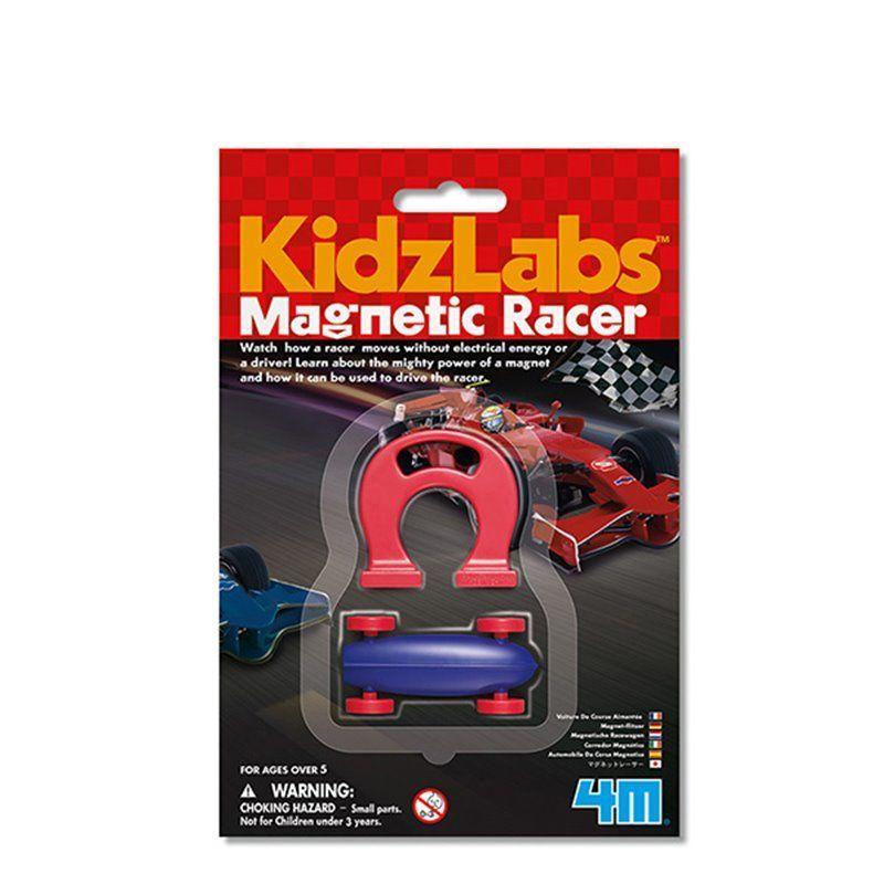 Image of   Magnetic Racer - KidzLabs fra 4M