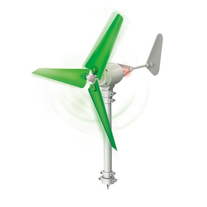 Image of Engineering - Eco Build Your Own Wind Turbine fra 4M (4M-3378)