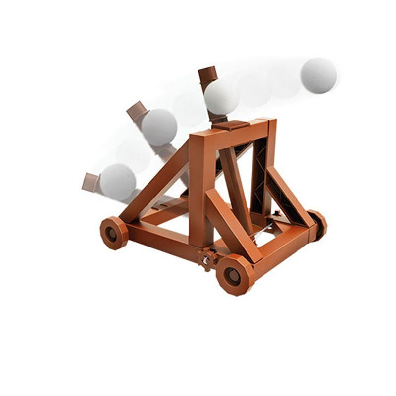 Image of Catapult Making Kit - Kidz Labs fra 4M (4M-3385)