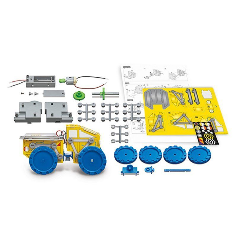 Image of   Tractor - Mecho Motorised Kits fra 4M