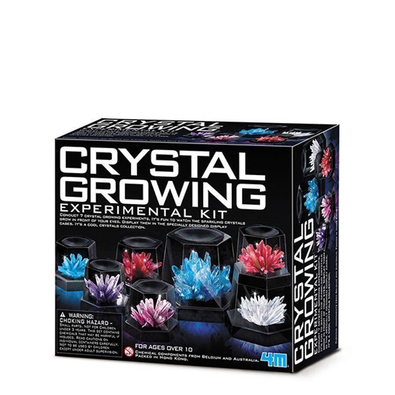 Image of Crystal Growing Experimental Kit - Science in Action fra 4M (4M-3915)