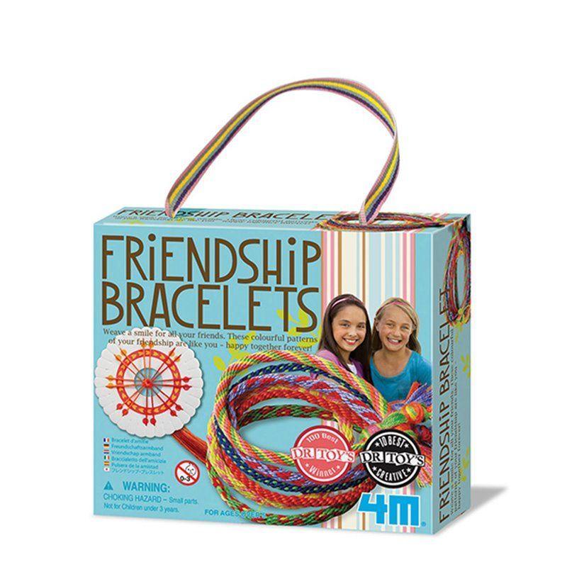 Image of   Friendship Bracelets - Girl Accessories fra 4M
