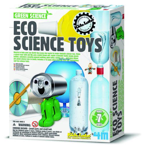 4m – øko-videnskabeligt legetøj - green science fra 4m på babygear.dk