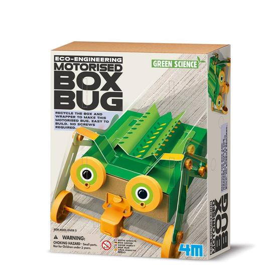 Image of Box Bug - Green Science fra 4M (4M-3388)