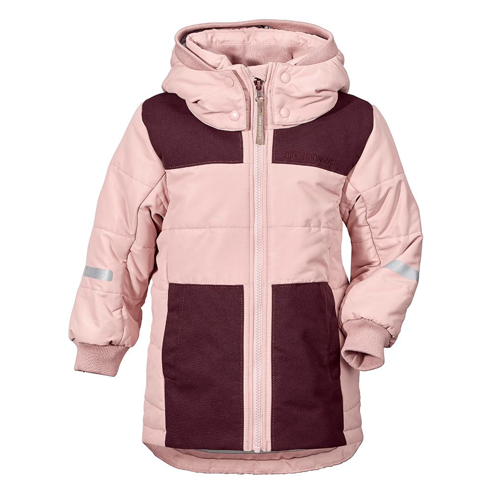 Image of Vinterjakke fra Didriksons - Ris - Dusty Pink (501490-308)