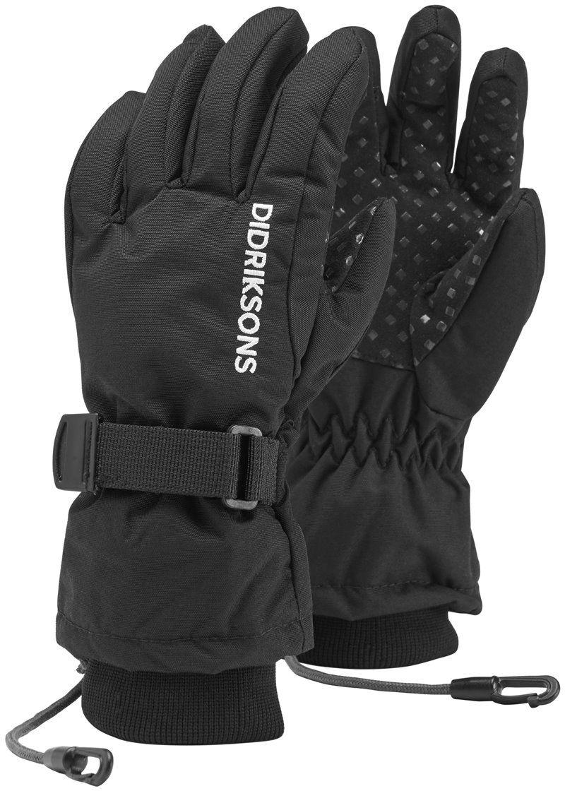 Image of Handsker fra Didriksons - Biggles - Black (501947-60)