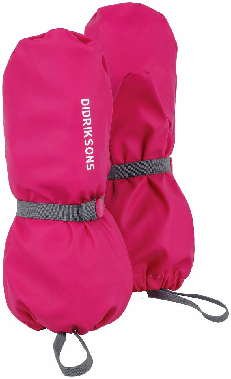 Image of   Luffer fra Didriksons - Glove - Warm Cerise
