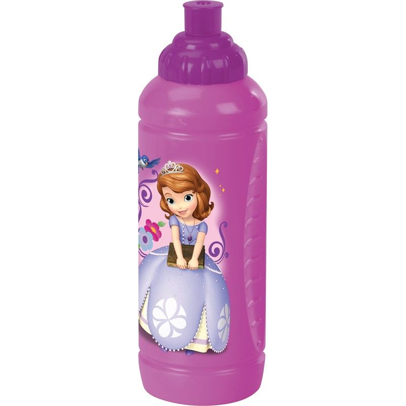 Sports drikkeflaske fra trudeau - prinsesse sofia fra Trudeau fra babygear.dk